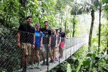 Hanging Bridges Adventure in San Luis...