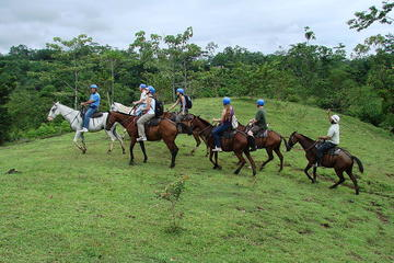 Horseback to La Fortuna Waterfall from Arenal