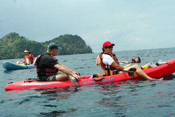 Kayaking and Snorkeling Half-Day Trip from Manuel Antonio