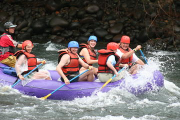 Rafting Tour Class II - III from Puerto Viejo of Sarapiqui