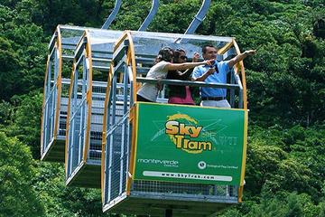 Sky Tram and Sky Trek from Monteverde