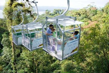 Sky Tram- Sky Trek and Sky Walk from Arenal