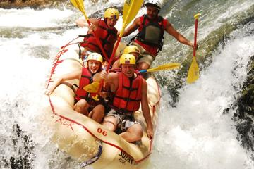 Tenorio River White-Water Rafting Class III-IV from Guanacaste