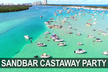 Miami Sandbar Castaways Party