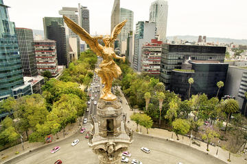Mexico City Attractions Flexi Pass Including Hop-O