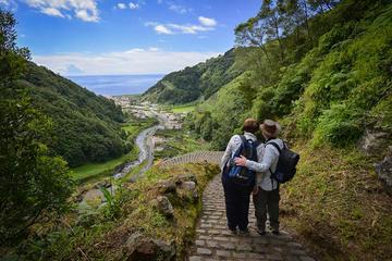 Full-Day Walking Tour on the Sanguinho Trail from Ponta Delgada