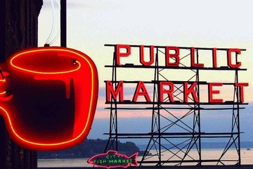 Excursión por la costa Seattle: excursión privada por la ciudad