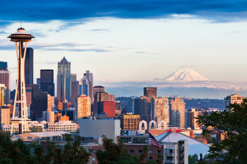 Tour privé: le meilleur de Seattle