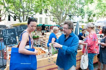 French Cooking Class with Market Visit in Uzes
