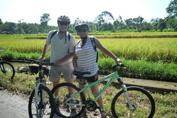 Bali Cycling Eco Tour with Buffet...