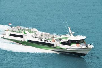 Eka Jaya Boat Transfer From Serangan...
