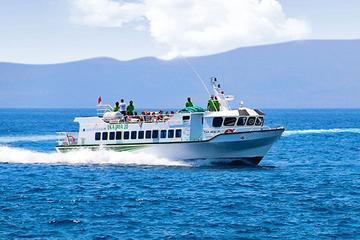 Eka Jaya Boat Transfer from Serangan to Lombok