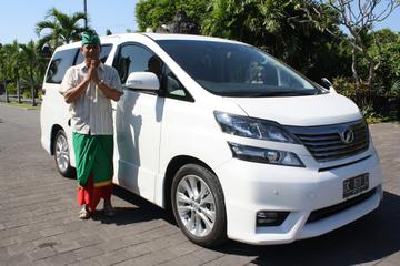 Privater Transfer bei der Ankunft: Flughafen von Bali zum Hotel