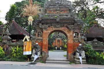 Ubud: Kunst und Architektur und Dorf Petulu