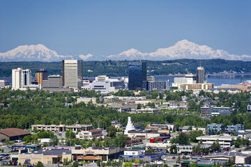 Day Trip Anchorage All Around City Tour near Anchorage, Alaska