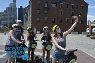Two Hour Boston Segway Tour