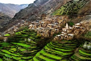 Atlas Mountains and Three Valleys: Private Guided Day Trip from...