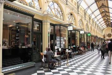 Excursión a pie a las galerías y pasajes de Melbourne