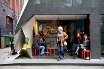 Spaziergang durch Melbourne, Cafés und Kaffee-Kultur