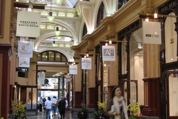 Visite à pied des passages et arcades...