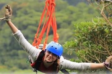 Monteverde Cloud Forest Zipline Tour