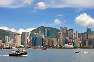プライベート香港レイオーバー ツアー:往復空港…