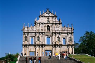Dagtrip naar Macau vanuit Hong Kong