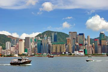 Hong Kong Private Transfer: Ocean Terminal Cruise Port to Hotel