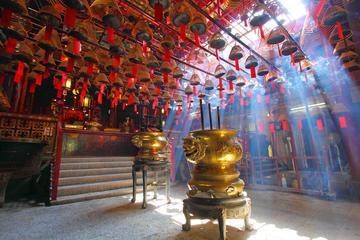Hong Kong Super Saver: Hong Kong Island Tour plus Sheung Wan District Walking Tour