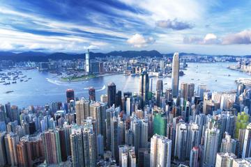Hongkong, halvdagstur øen rundt