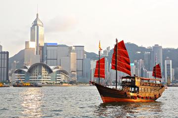 Privétour: eiland Hongkong