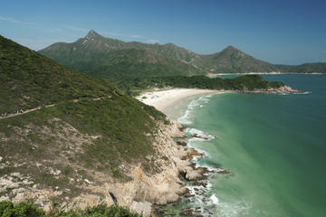 Tur til Hong Kongs nye territorier 'The Land Between'