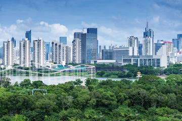 Visite et sortie shopping à Shenzhen...