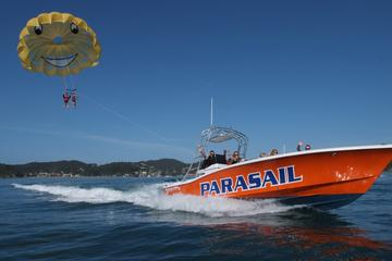 Parasailing Adventure over the Bay of...
