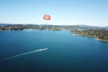 Private Parasail Charter over the Bay ...