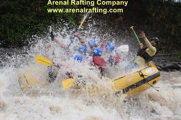 White Water Rafting Balsa River Class II and III from La Fortuna