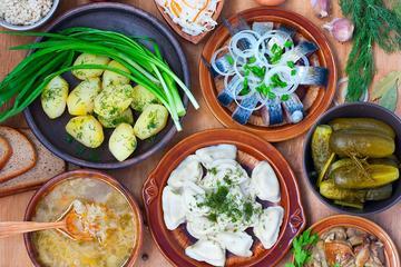 Soviet Home Cuisine
