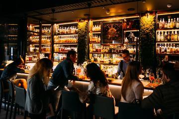 Visite du bar privé