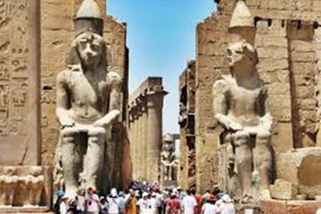 A private day trip to luxor from ...