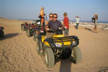 Hurghada: Super Safari Quad Bike...