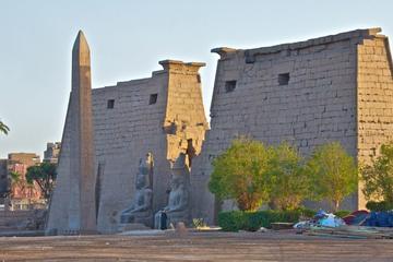 Luxor hel dags sightseeingtur från ...