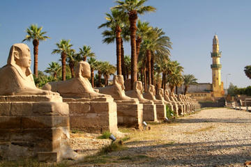 Luxor Private day tour from Hurghada...