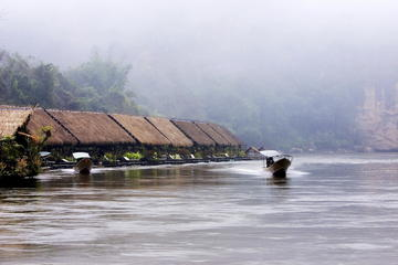 3-Day River Kwai Jungle Rafts