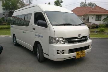 Aankomsttransfer naar Pattaya