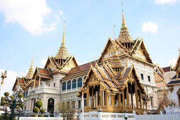 Bangkok Shore Excursion: Grand Palace...