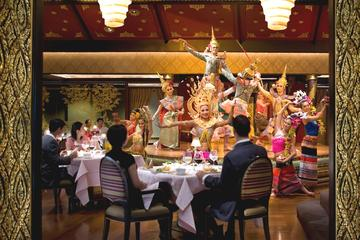 Cena al Sala Rim Naam e spettacolo al Mandarin Oriental di Bangkok