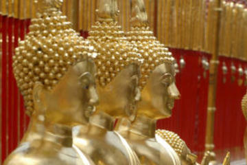 Chiang Mai City and Temples Half-Day ...