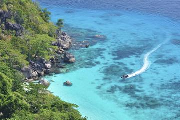 Excursión de un día a la Bahía de Phang Nga desde Phuket en lancha...