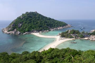 Koh Nang Yuan- und Koh Tao-Schnorchelausflug ab Koh Samui
