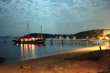 Koh Samui Bootsfahrt mit Abendessen bei Sonnenuntergang